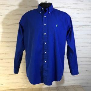 Ralph Lauren Blake Shirt Size Large